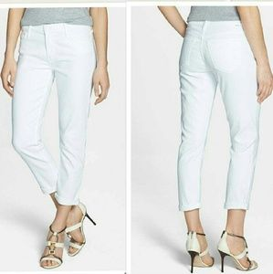 Mother Jeans The Dropout Mirror Mirror High Waist